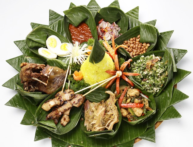 Indonesian Rijstafel