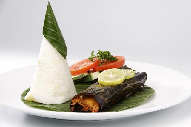 Pepes Ikan Bumbu Bali