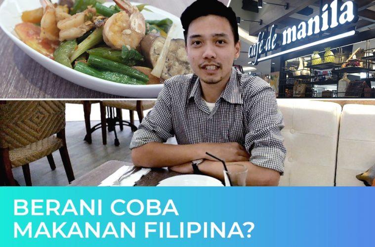 Cafe de Manila Review