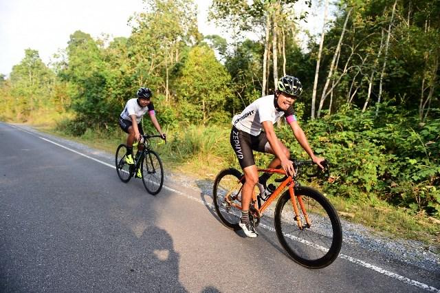 olahraga bersepeda sehat