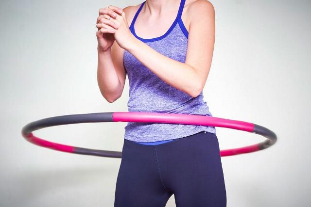 hula hoop cara mengecilkan perut