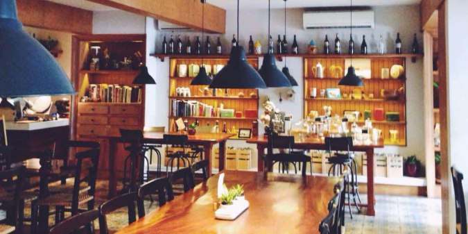 tempat makan romantis
