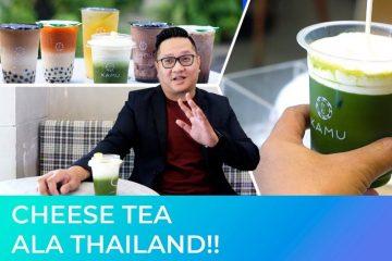 Kamu Tea Review