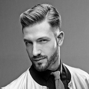 model rambut pria yang disukai wanita - comb over