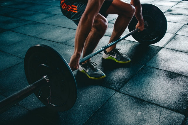 olahraga mengecilkan lengan - circuit training
