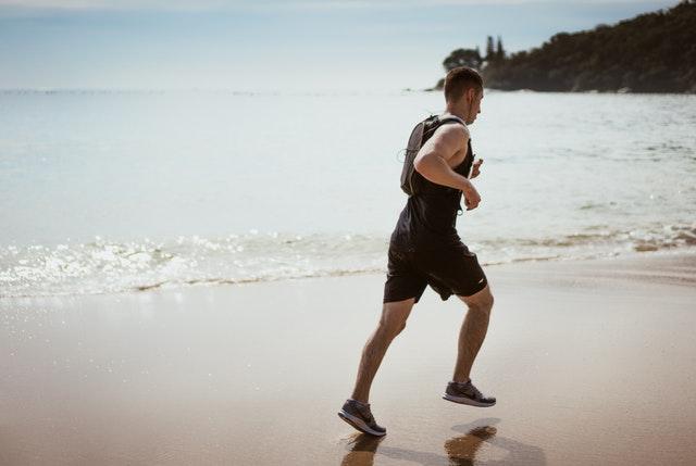 olahraga mengecilkan paha - jogging