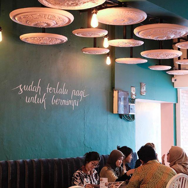 Cafe Instagramable di Jakarta - Romansa