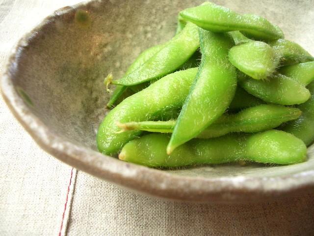 Makanan Berserat Tinggi - Kacang Edamame