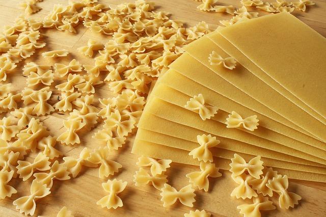 Makanan Berserat Tinggi - Pasta Whole Wheat