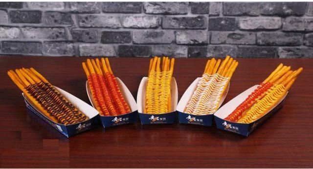 Makanan Ringan Kekinian - Super Long Fries