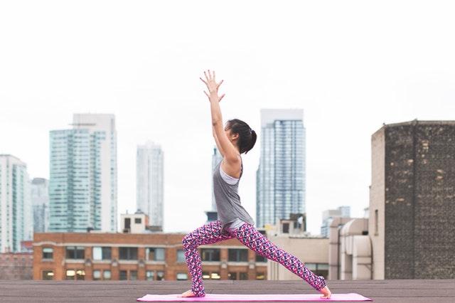 Olahraga untuk Meninggikan Badan - Yoga