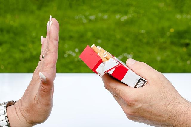 Tips Menggemukkan Badan - Stop Merokok