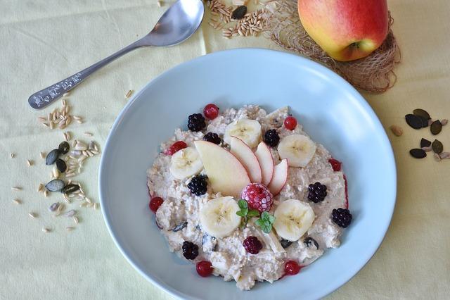 makanan penurun kolesterol - oatmeal