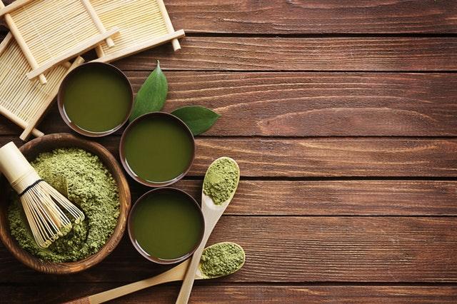makanan penurun kolesterol - teh hijau
