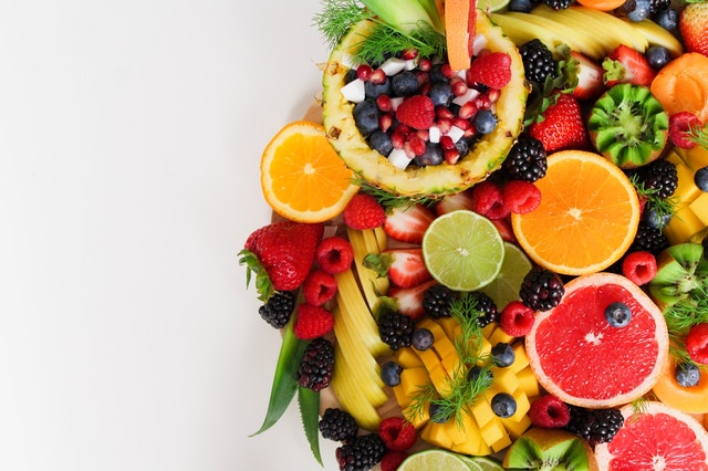 Cara Menebalkan Rambut - Konsumsi Makanan Bernutrisi Seimbang