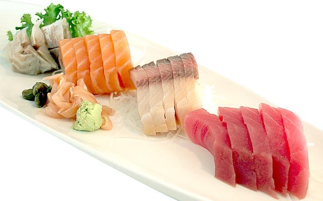 Makanan Berprotein Tinggi - Ikan Tuna