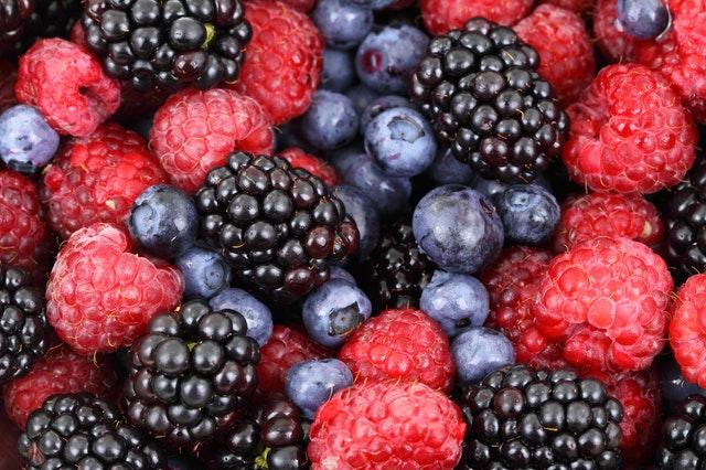 Makanan Pencegah Kanker - Buah Beri