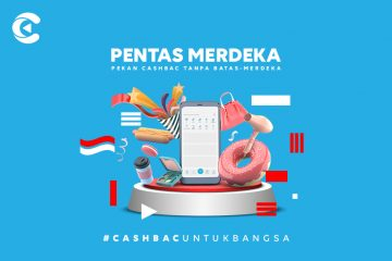 pentas merdeka #cashbacuntukbangsa