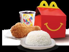 happy meal mcdonald's