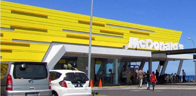 lokasi mcdonald's