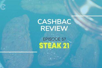 Steak 21 Review