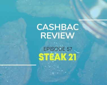 Steak 21 Review