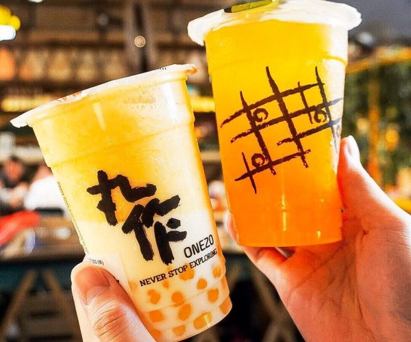 bubble tea onezo