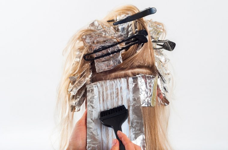 warna rambut untuk kulit sawo matang