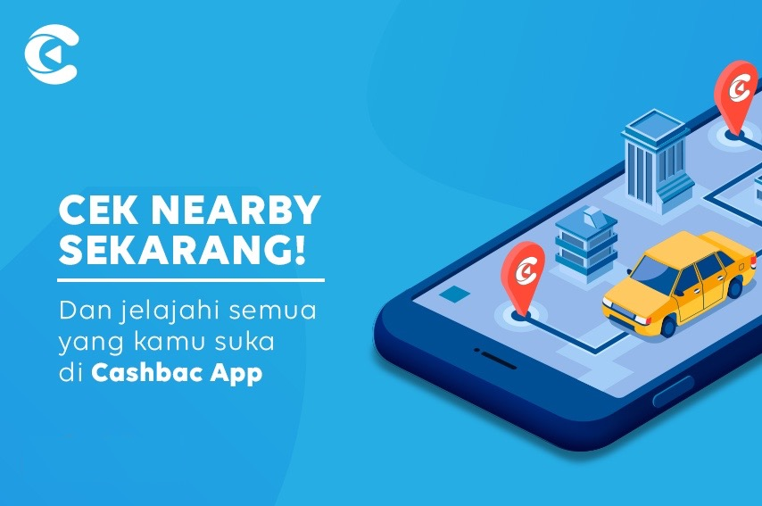 fitur nearby cashbac