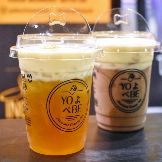 yobe cheese tea