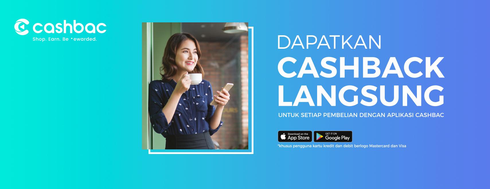 Aplikasi Cashbac
