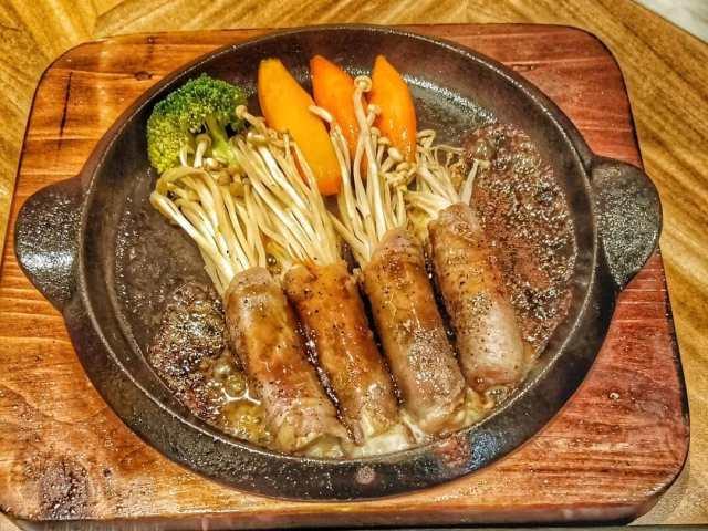 menu lain zenbu restaurant
