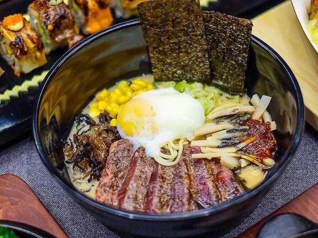 mie ramen zenbu restaurant