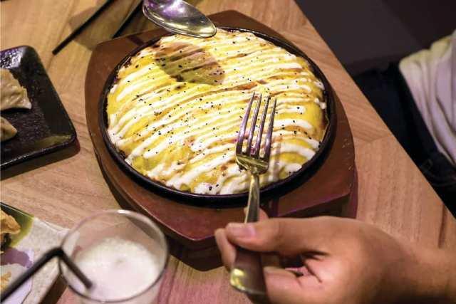 mozaru zenbu restaurant