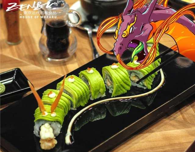 sushi zenbu restaurant