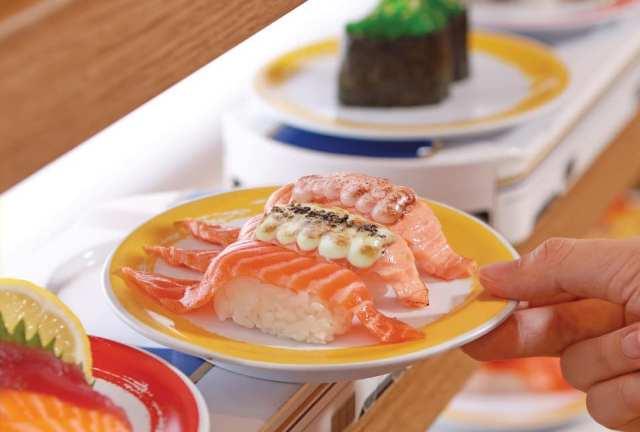 Makanan Enak Genki Sushi