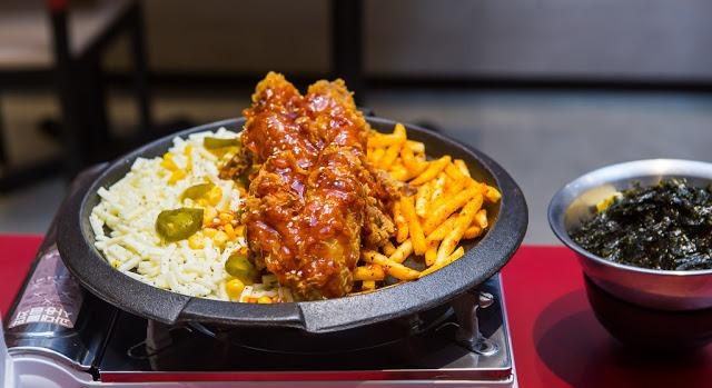 Ojju Restoran Korea