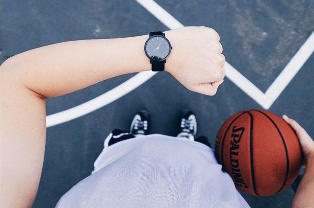 waktu berolahraga