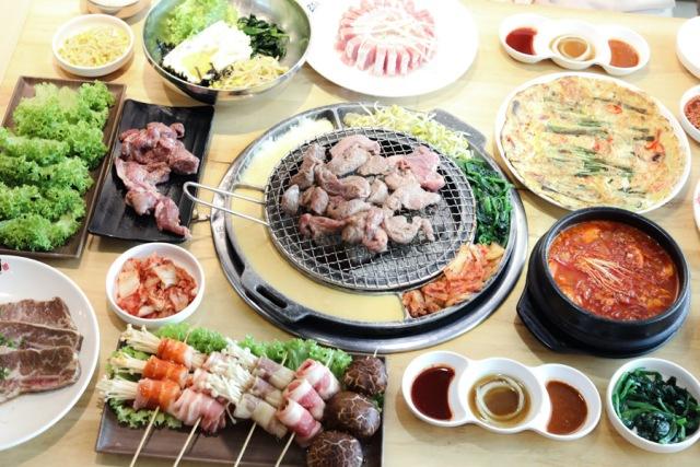 Seorae Koreal Grill