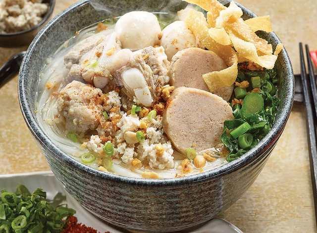 Makanan enak di Dodee Paidang