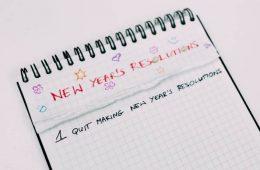 resolusi tahun baru 2020