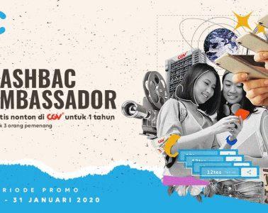 cashbac ambassador