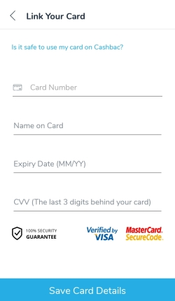 isi link card cashbac