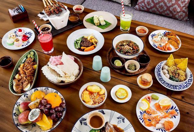 Menu Grand Cafe