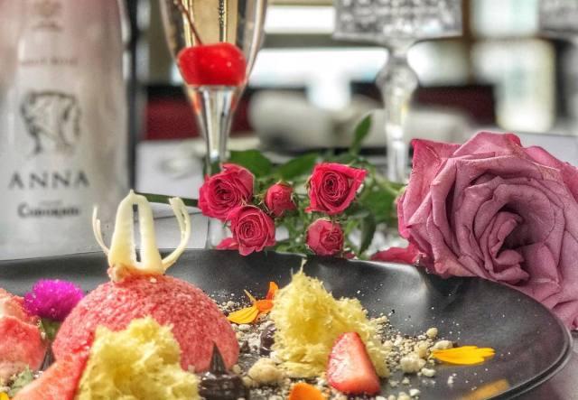Oso Ristorante tempat dinner romantis