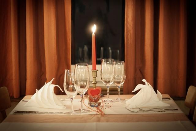 dinner romantis valentine