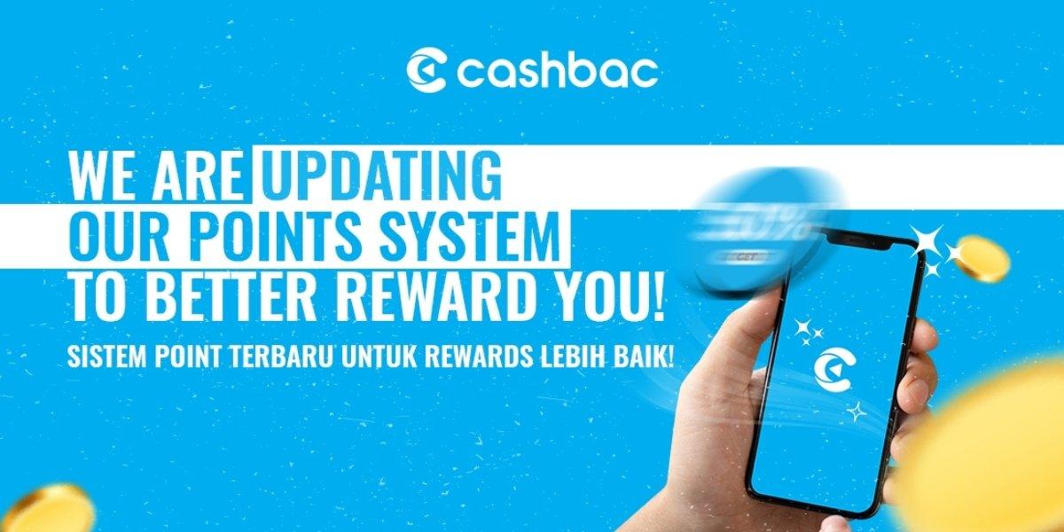 sistem points terbaru cashbac