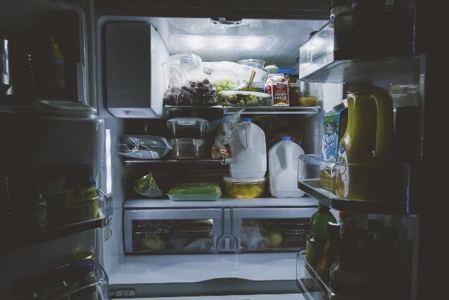 stok makanan dirumah