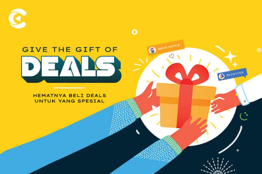 Gift Deals Cashbac