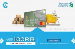Standard Chartered Cashbac